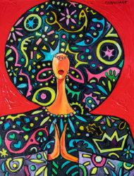 Esquise Maud 89 x 116 cm
