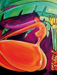 République bananière 89 x 116 cm